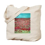 Venus POPPIES Tote Bag