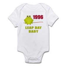 1996 Leap Year Baby Infant Bodysuit