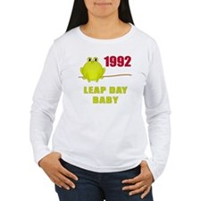 1992 Leap Year Baby T-Shirt