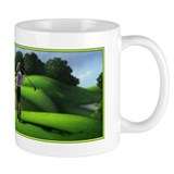 Just Love That Green 6 Mug