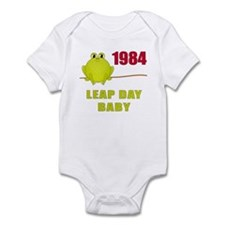 1984 Leap Year Baby Infant Bodysuit