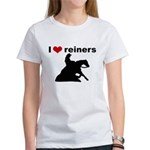 I love reiners slider Women's T-Shirt