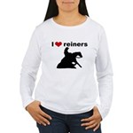I love reiners slider Women's Long Sleeve T-Shirt