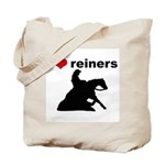 I love reiners slider Tote Bag
