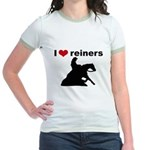 I love reiners slider Jr. Ringer T-Shirt