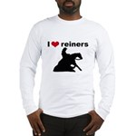 I love reiners slider Long Sleeve T-Shirt