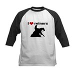 I love reiners slider Kids Baseball Jersey