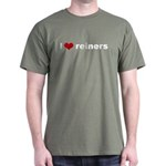 I love reiners slider Dark T-Shirt