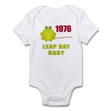 1976 Leap Year Baby Infant Bodysuit