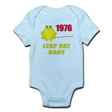 1976 Leap Year Baby Onesie