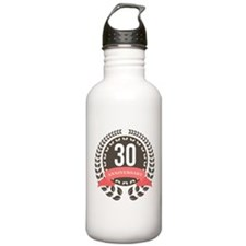 30 Years Anniversary L Water Bottle