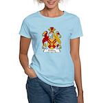 Eckley Family Crest Women's Light T-Shirt