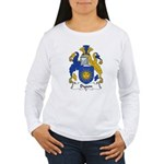 Dyson Family Crest Women's Long Sleeve T-Shirt