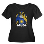 Dyson Family Crest Women's Plus Size Scoop Neck Da