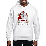 Dugdale Family Crest Hooded Sweatshirt