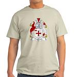 Dugdale Family Crest Light T-Shirt