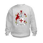 Dugdale Family Crest Kids Sweatshirt
