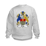 Drax Family Crest Kids Sweatshirt