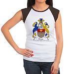Drax Family Crest Women's Cap Sleeve T-Shirt