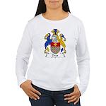 Drax Family Crest Women's Long Sleeve T-Shirt