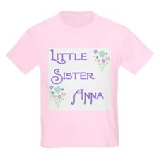 Little Sister Anna T-Shirt