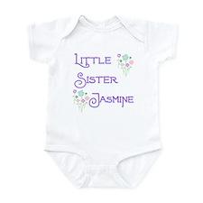 Little Sister Jasmine Infant Bodysuit