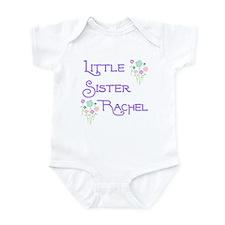 Little Sister Rachel Infant Bodysuit