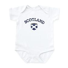 Scotland Soccer Onesie