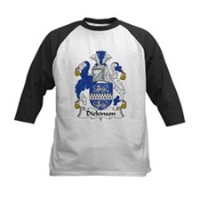 Dickinson Family Crest Tee