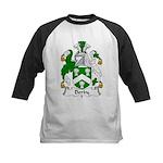 Derby Family Crest Kids Baseball Jersey