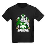 Derby Family Crest Kids Dark T-Shirt