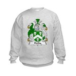 Derby Family Crest Kids Sweatshirt