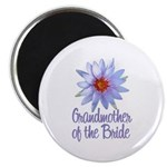 Lotus Bride Magnet