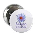 Lotus Bride Button