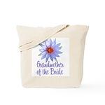 Lotus Bride Tote Bag
