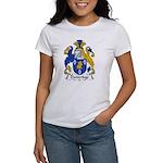 Dandridge Family Crest Women's T-Shirt