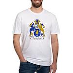 Dandridge Family Crest Fitted T-Shirt