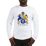Dandridge Family Crest Long Sleeve T-Shirt
