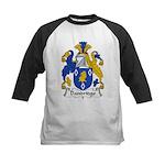 Dandridge Family Crest Kids Baseball Jersey