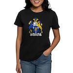 Dandridge Family Crest Women's Dark T-Shirt