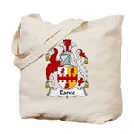 Dance Family Crest Tote Bag
