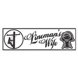 Lineman's Wife Bumper Sticker
