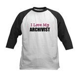 I Love My ARCHIVIST Tee