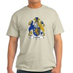 Cousins Family Crest  Light T-Shirt