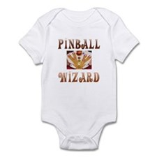 Pinball Wizard Infant Bodysuit