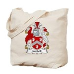 Cordell Family Crest Tote Bag