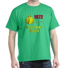 1972 Leap Year Baby T-Shirt
