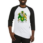 Collins Family Crest  Baseball Jersey