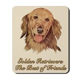 Best of Friends Mousepad