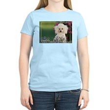 Miniature Poodle-4 T-Shirt